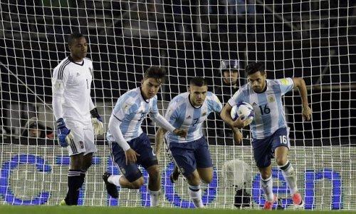 La lesión de Angel el mundo pre - retirar el equipo de fondo plano improbable incluso recesión Argentina de Messi