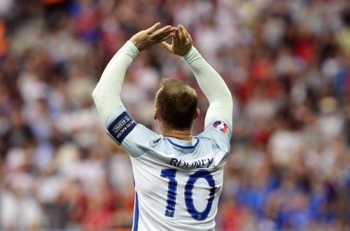 Nos vemos de nuevo! Rooney anunció la retirada de la selección n