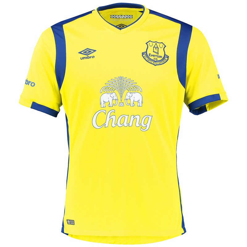 Everton 16/17 Umbro Third Jersey [Everton03]