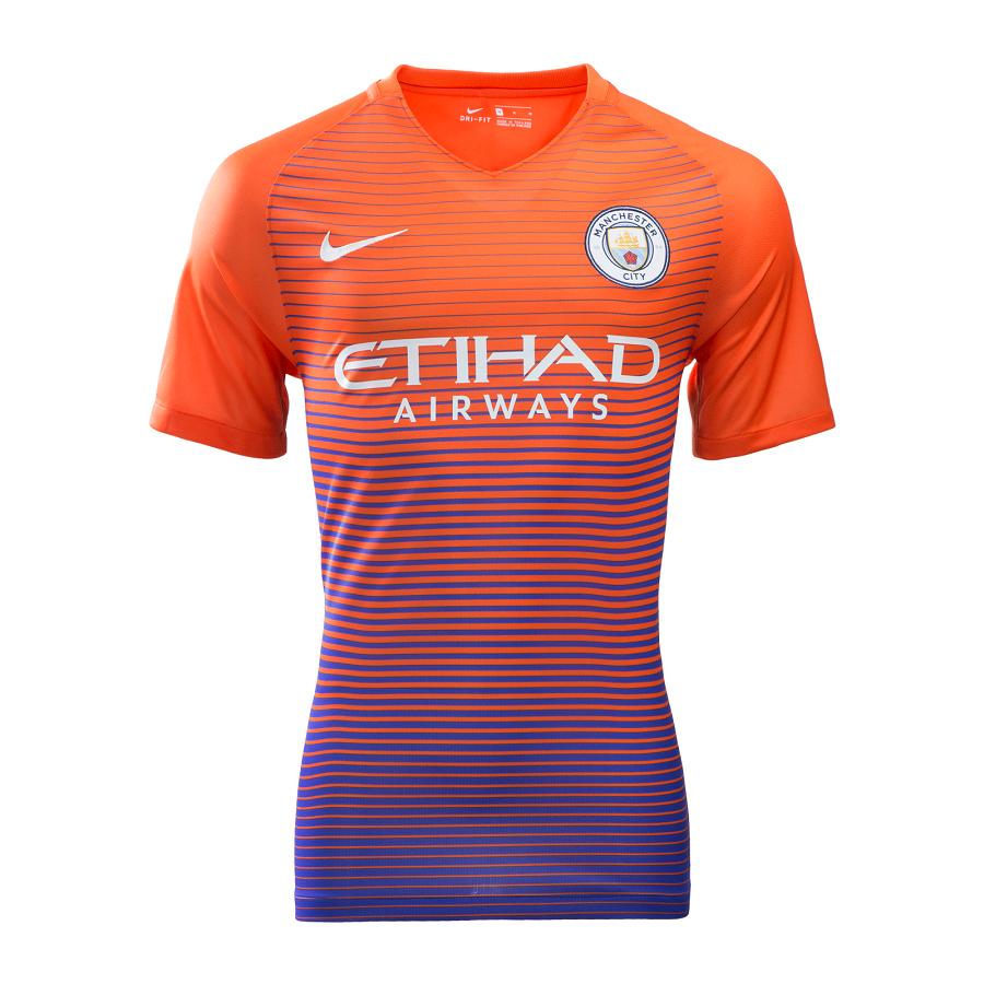 Manchester City 16/17 Third Jersey [MC-08] - £17.00 :Cheap ...