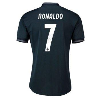 9c1cd7be3bafd Real Madrid 2ª Equipación 2018 2019 Camiseta Ronaldo 7 Mujer