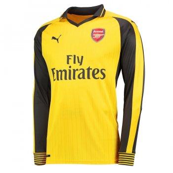 Arsenal 16 17 LS Puma Camiseta de la 2ª equipación 8aaed70928ab1