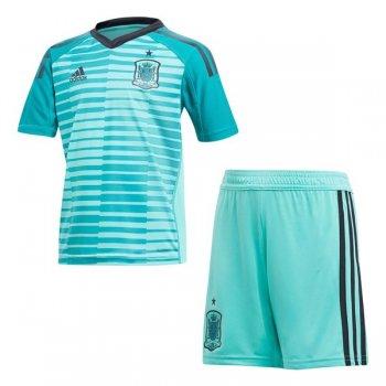 9addde913a50a Camiseta España Portero Equipacion 2018 2019 Niños