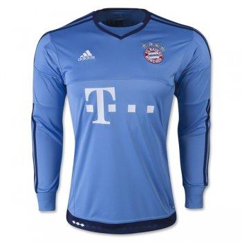 1842fdda40aec Bayern Munich 15 16 1ª EQUIPACIÓN Portero CAMISETAS DE FÚTBOL