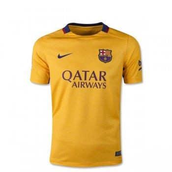 Barcelona 15 16 - Niños Camiseta de la 2ª equipación d88d71a6340