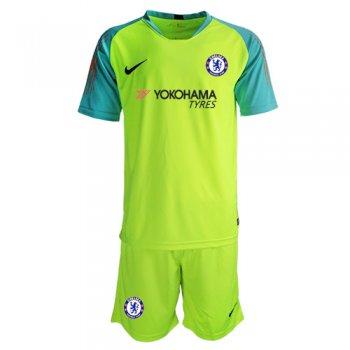 comprar popular mejor coleccion el precio se mantiene estable Camiseta de fútbol Chelsea portero verde fluorescente 19/20