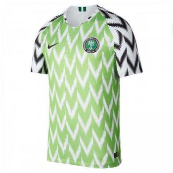 Nigeria 2018 Camiseta de la 1ª equipación 743de3f428c0c