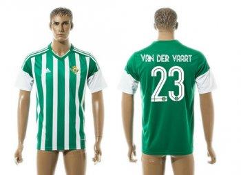 Camisetas Clubes - Camiseta De Real Betis 2015/2016