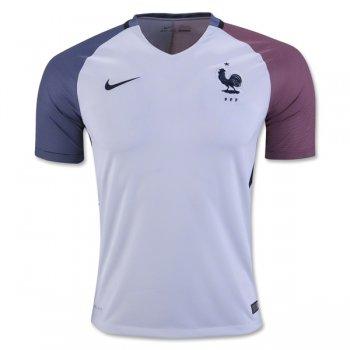 Francia 2016 Camiseta de la 2ª equipación 009f055685af3