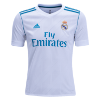 adidas Real Madrid - Niños Camiseta de la 1ª equipación 17/18