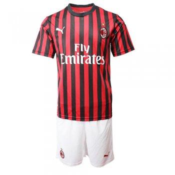 Camisetas Clubes Adidas Ac Milan Camiseta De La 1ª Equipacion 19 20 Ninos
