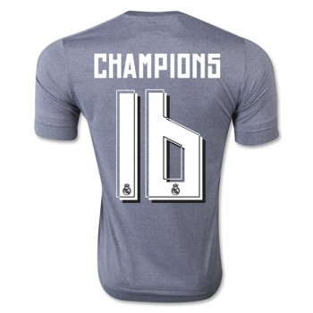 0db0d1d35 Real Madrid 15 16 CHAMPIONS Camiseta de la 2ª equipación