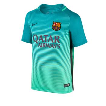 Barcelona 16 17 - Niños Camiseta de la 3ª equipación 2593e5a88da3d