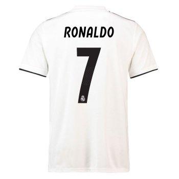 91e5a2900db67 Real Madrid 1ª Equipación 2018 2019 Camiseta Ronaldo 7 Niños