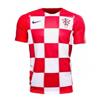 Croacia Copa Mundial 1ª CAMISETAS DE FÚTBOL 2018 48f72d46b0f08