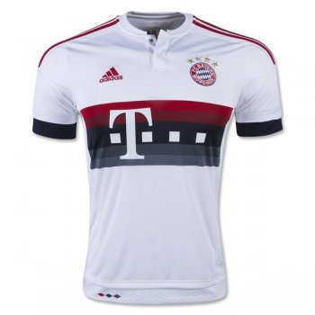 d9e91b45f Bayern Munich 15 16 Camiseta de la 2ª equipación
