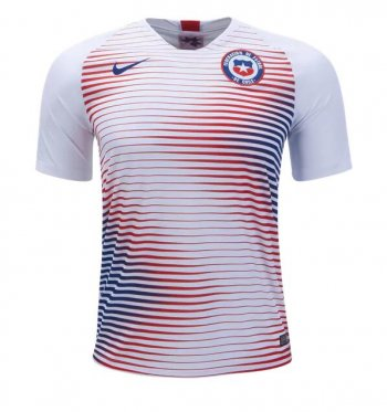 Chile 2018 Camiseta de la 2ª equipación 584f8b1f2737b