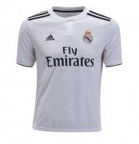 adidas Real Madrid Camiseta de la 1ª equipación 18 19 Niños 2ddb8d2f7937d