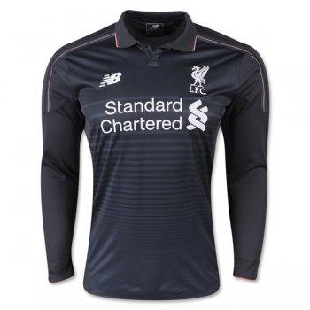 Liverpool 15 16 LS Camiseta de la 3ª equipación fbe0b9f5daeb3