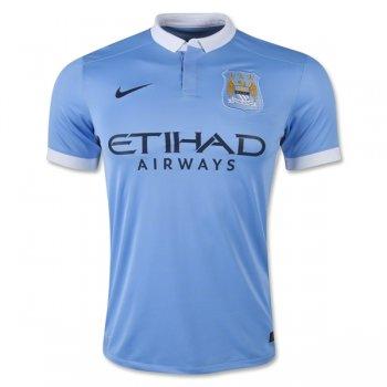Manchester City 15 16 Camiseta de la 1ª equipación ba9550815b70b