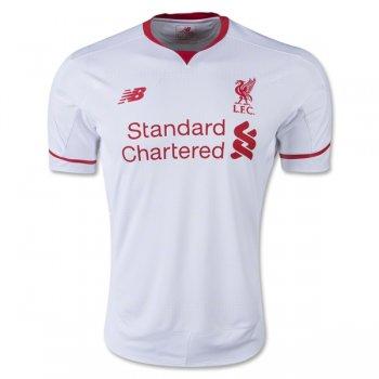 Liverpool 15 16 Camiseta de la 2ª equipación eeb8a7fdb4045