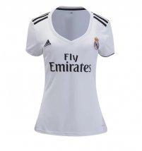 adidas Real Madrid Camiseta de la 1ª equipación 18 19 Mujer f9ede84ff82b2