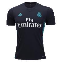 Camiseta de la 2ª equipación Real Madrid 2017/18