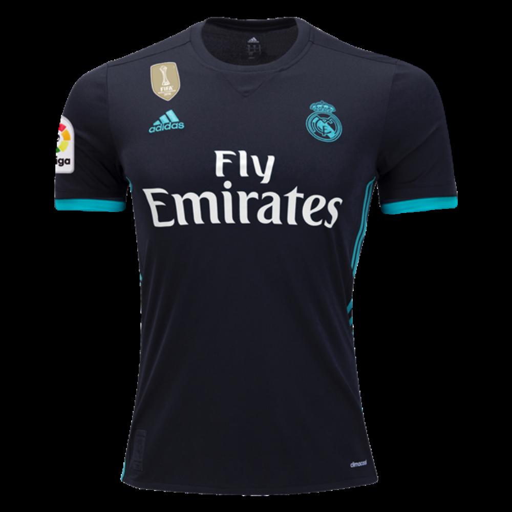 Camiseta de la 2ª equipación Real Madrid 2017 18 cb5c6b8ac176e