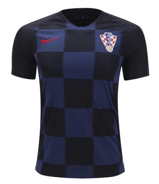 Croacia Copa Mundial CAMISETAS DE FÚTBOL 2018