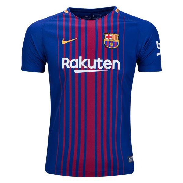 Barcelona 17/18 - Niños Camiseta de la 2ª equipación