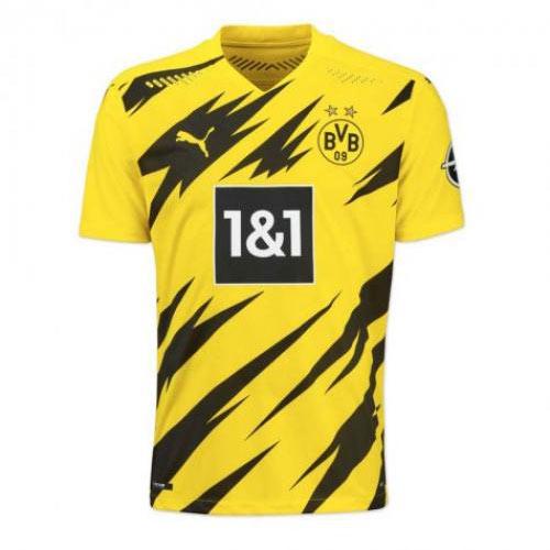 PUMA Borussia Dortmund Camiseta de la 1ª equipación 2020/2021 Niños