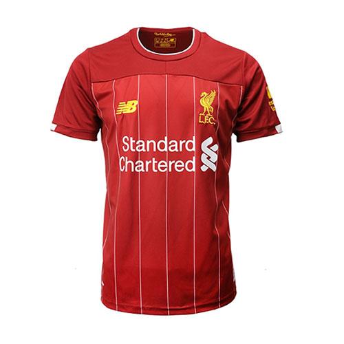 Camiseta de la 1ª equipación Liverpool 19/20
