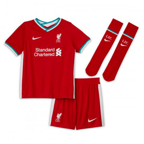 Camiseta de la 1ª equipación Liverpool 2020/2021 Niños