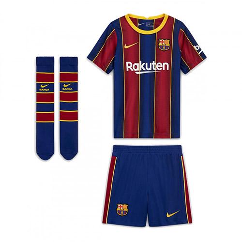Barcelona 2020/2021 Camiseta de la 1ª equipación Niños