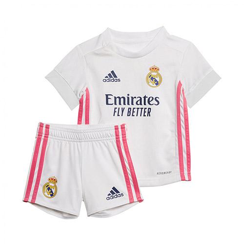 adidas Real Madrid Camiseta de la 1ª equipación 2020/2021 Niños