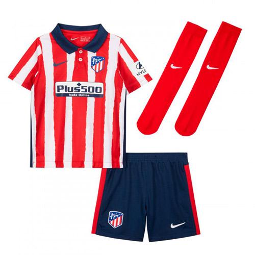 Camiseta Atletico Madrid 1ª Equipación 2020/2021 Niños