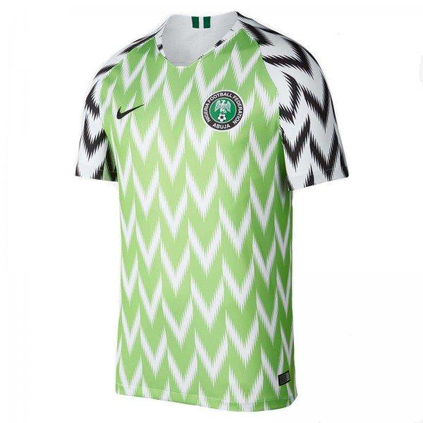 Nigeria 2018  Camiseta de la 1ª equipación
