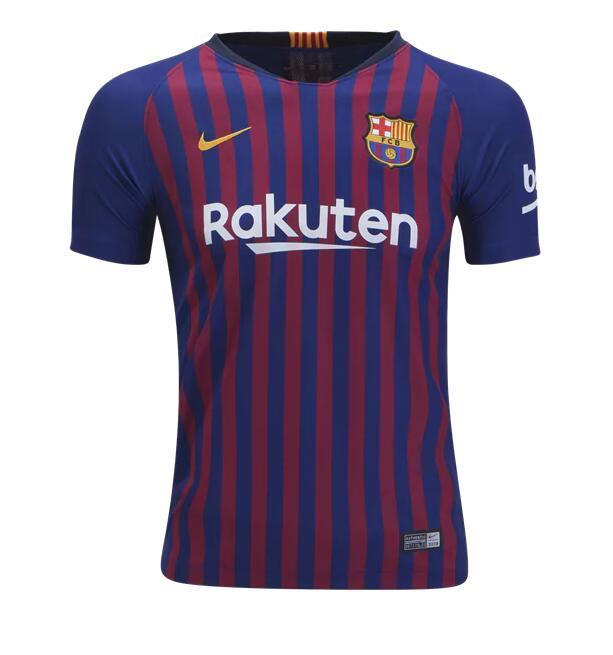 Barcelona 18/19 Camiseta de la 1ª equipación Niños