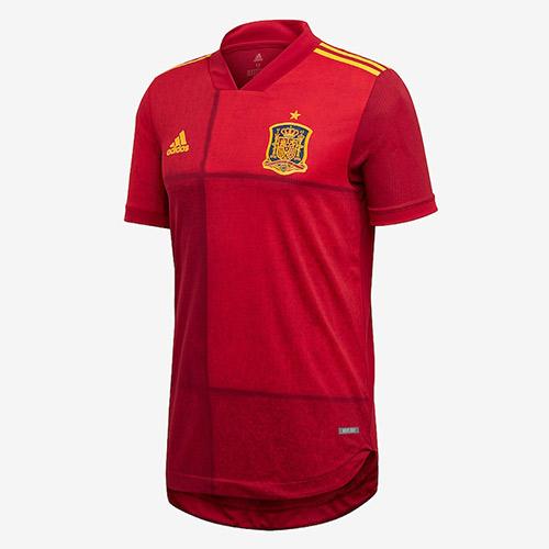 Camisetas de la 1ª Equipacion Eurocopa 2020/21 España
